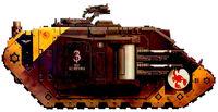 RS MKIIb Land Raider Phobos