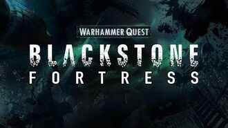 Warhammer Quest Blackstone Fortress - Announcement Trailer