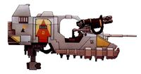 Bloodhowl's Grt Co. Land Speeder