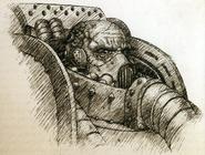 Maloghurst Remembrancer Sketch