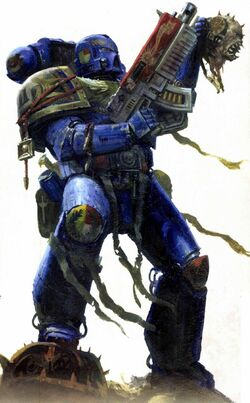Ultramarines Warhammer 40k Fandom Powered By Wikia