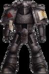 WB Legionary Crusade Armour