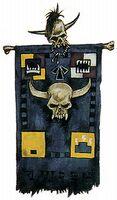 Death Skull Clan banner