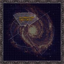 Galaxy map segmentumobscurus