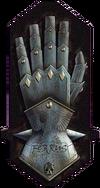 Iron Hands Badge