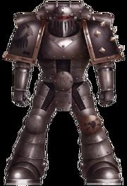 Unknown Terran Iron Warrior Legionnaire