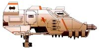 WS Land Speeder Tempest