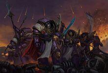 EC in battle