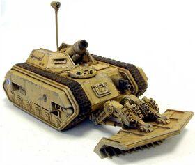 Griffon Heavy Mortar