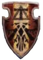 Imperial Hunters Livery Shield Princeps
