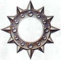 Iron Halo Honour Badge
