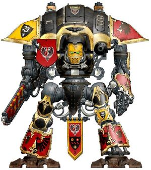 Knight Gallant War Strider