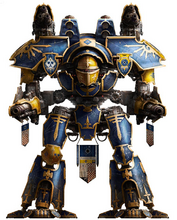 Legio Astorum Warlord Dauntless Wrath