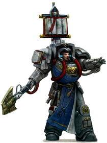 Grey Knights Librarian