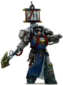 Grey Knights Librarian