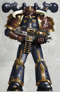 Scourged Heretic Astartes