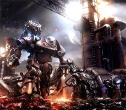 Thanatar Robot Cohort