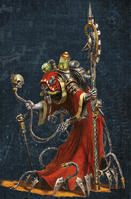 Mars Tech-Priest Dominus