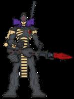 Three Deaths Dark Reaper