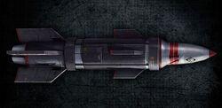 Vortex missile