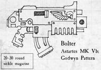 Bolter - Astartes MK Vb
