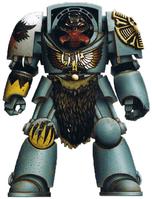 Wolf Guard Harok