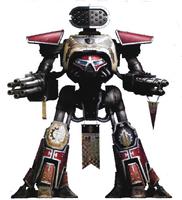 Legio Atarus Reaver Incendrium Rex