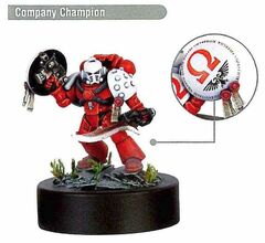 Sons of Orar Company Champion