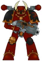 Eightscarred Chaos Marine 3