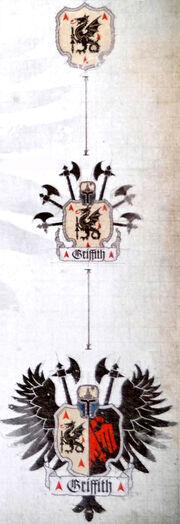 Griffith Heraldry Genesis