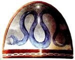 Iron Snakes Badge