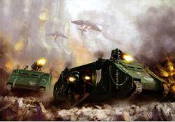 DA Tanks