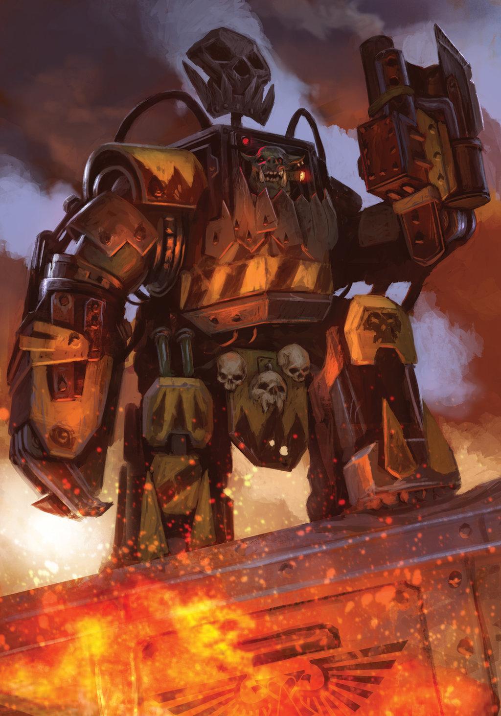 Nob | Warhammer 40k | Fandom