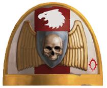 Necropolis Hawks Vet Armorial