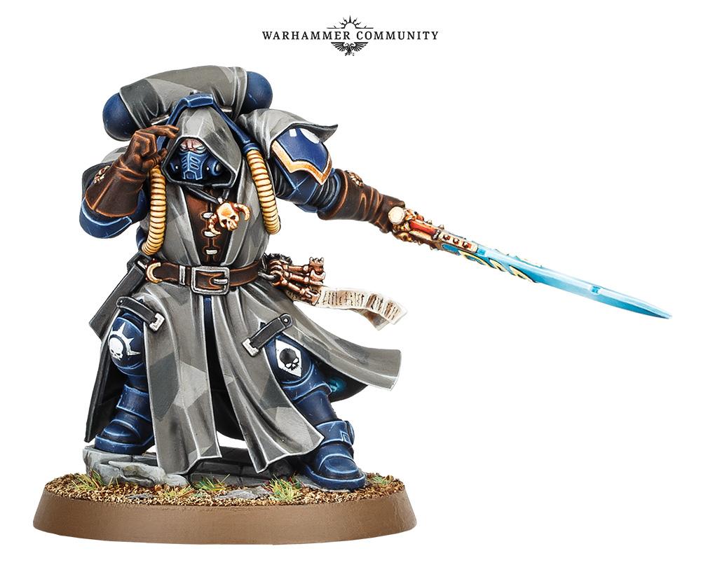 Vanguard Librarian | Warhammer 40k | FANDOM powered by Wikia