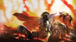 Aurelian, Lorgar, Primarch, Avatar of Khaine, Word Bearers, Horus Heresy, Warhammer 40000, Aaron Dembski-Bowden