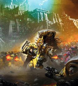 Fafnir Rann Siege of Terra