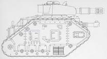 Phaeton Lemn Russ Tank