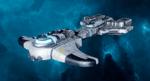 Skether'qan (Messenger)-class Starship