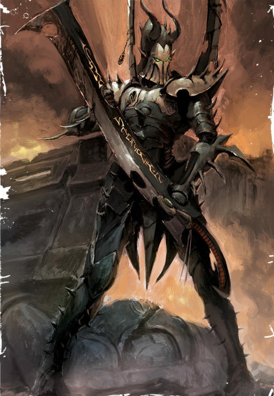 Incubus Warhammer 40k Fandom Powered By Wikia