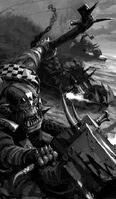 Ork Warbike