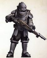 Solar Auxilia cohort (the Ash Scorpions)