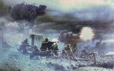 Krieg Front Line