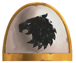 Necropolis Hawks Chapter Badge