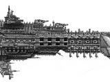 Mars-class Battlecruiser