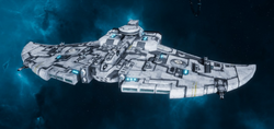 Lar'shi'vre (Protector)-class Cruiser