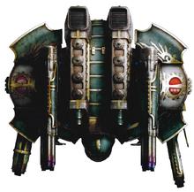 Legio Krytos Warlord Titan (Top)