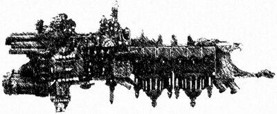 Vanquisher Class Battleship
