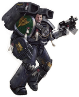 Dark Angel DW Assault Marine