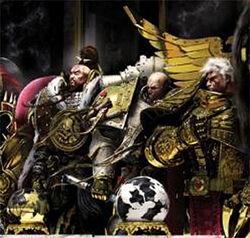 Ullanor 3 - Khan Lorgar Dorn